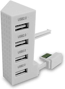 Accesorios de Computadora Hub USB USB 2.0 Juegos prácticos ...
