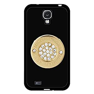 Classical Golden Diamonds Logo MK Phone Case Skin for Samsung Galaxy S4 I9500Michael Kors Shell