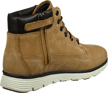 Timberland Killington Youth Wheat Nubuck Ankle Boots Beige