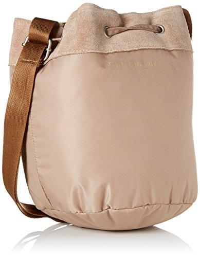 Bensimon Beige Bags Woman Xs Shoulder Bucket r4xr0q