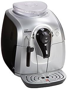espresso machine built in grinder