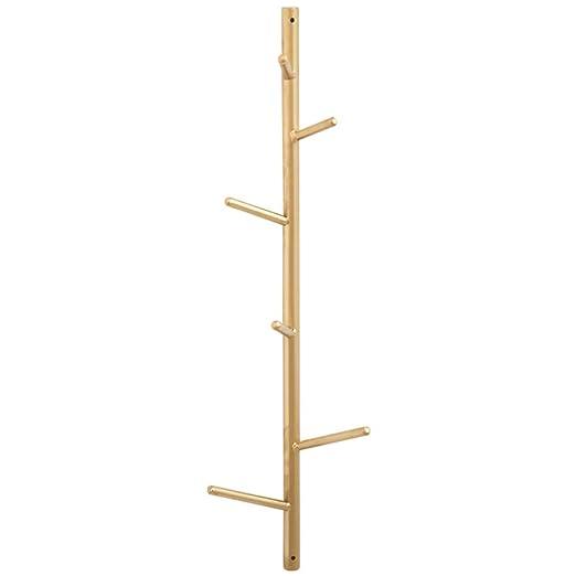 WYF Perchero de Pared Vertical en Forma de árbol Gancho de ...