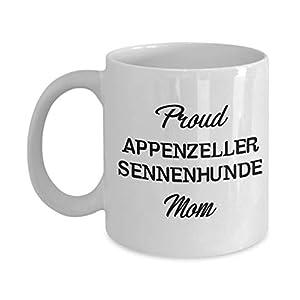 Funny Appenzeller Sennenhunde Mug Coffee Cup For Dog Mom Gifts Ideas 19