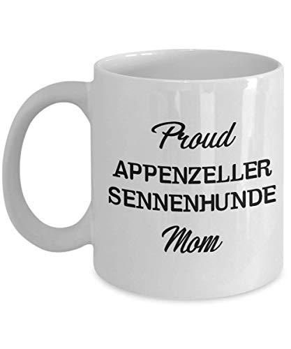 Funny Appenzeller Sennenhunde Mug Coffee Cup For Dog Mom Gifts Ideas 1