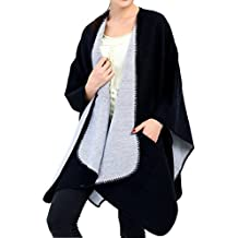 Scarf Wrap Shawl Infinity - 2018 Trendy Fashion Blanket Scarf Poncho Cape Shawls
