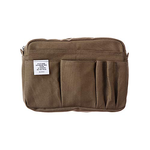 (Inner Carrying sizeM CA83 KHAKI)