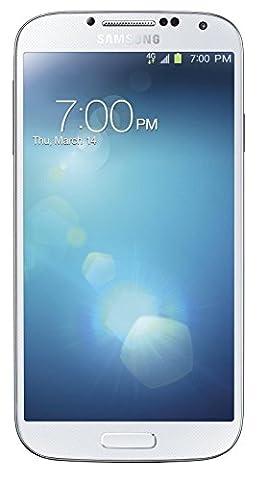 Samsung Galaxy S4 L720 Sprint CDMA 4G LTE No-Contract Quad-Core Smartphone w/ 13MP Camera - White (Certified (Galaxy Cdma Unlocked)