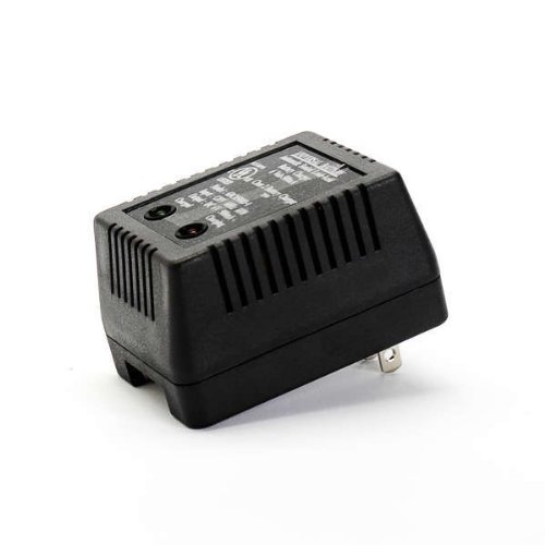 UPG D1741 Sealed Lead Acid Charger (6V Dual-Stage with Screw Terminals)
