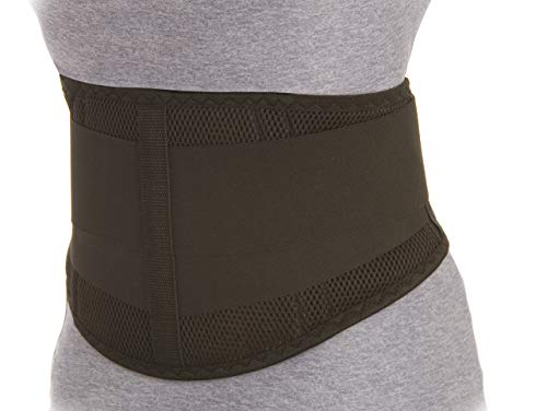 FitPro Adjustable Low Profile Mesh Back Support Belt, XX-Large, Amazon Exclusive Brand