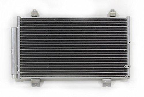 PACIFIC BEST INC. A-C Condenser For/Fit 3490 06-06 Lexus GS300 06-07 GS430 07-11 GS350