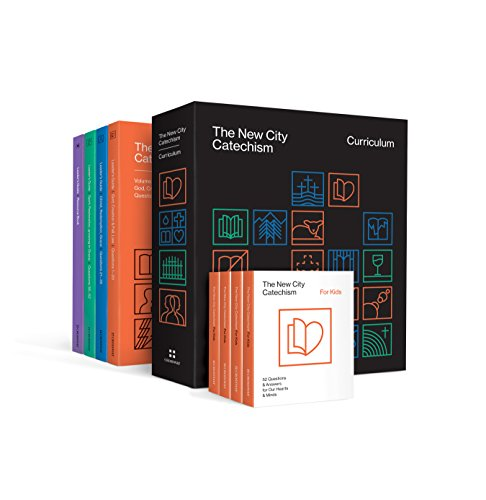 Homeschool Curriculum - The New City Catechism Curriculum: 52 Question & Answers for Our Hearts & Minds