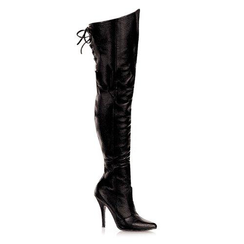 Pleaser LEGEND-8899 - Zapatos para mujer Negro