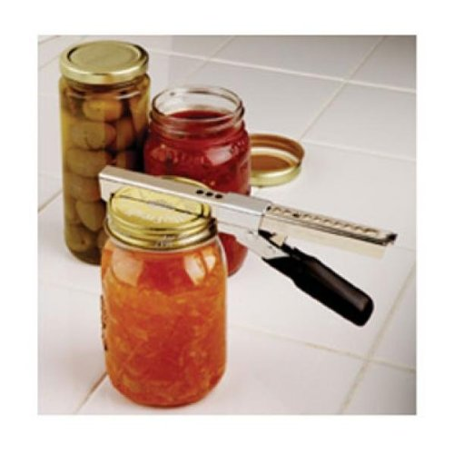 Swing A Way 711bk Black Comfort Grip Jar Opener