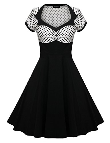 50s 60s rockabilly dresses - 7