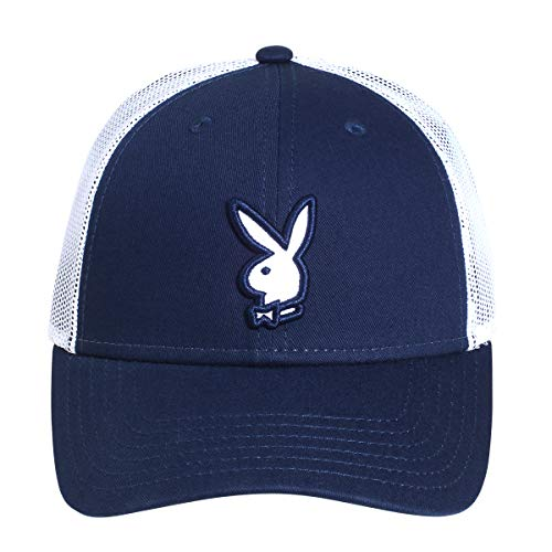 (Playboy Rabbit Head Trucker Hat )