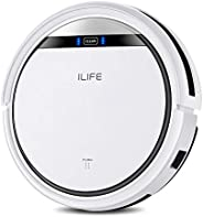 ILIFE V3s Pro Robot Vacuum Cleaner,  Tangle-free Suction , Slim, Automatic Self-Charging Robotic Vacuum Cleane
