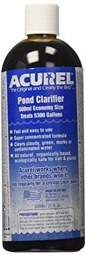 Acurel E 500ml Pond Clarifier by Acurel (Ml 500 Pond Clarifier)