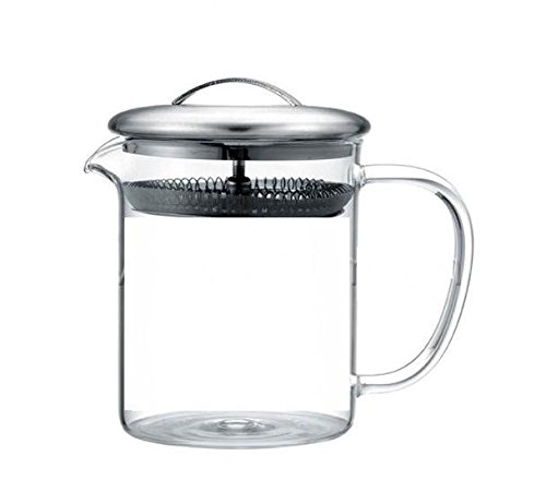 glass tea press - 5