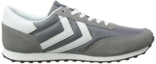 Basses Sneakers Mixte Hummel SEVENTYONE 2094 Adulte Grey LO Frost Grau EqEPt