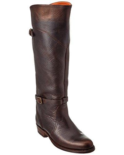 Frye Womens Dorado Lug Riding Boot Espresso