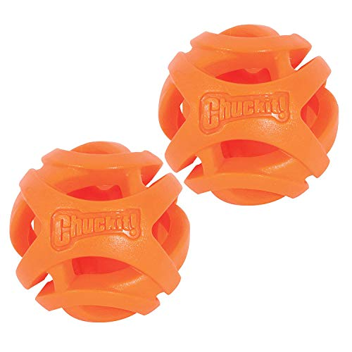 Chuckit! Breathe Right Fetch Ball (2 Pack)
