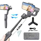 Feiyu Vimble2 3-Axis Stabilized Handheld Gimbal & pole for Smartphones with Tripod Stabilizer