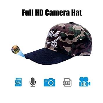 Amazon.com: ViView - Gorro para cámara de vídeo, grabación ...