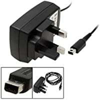 3-pin AC Adapter Wall Charger For Nintendo 3DS
