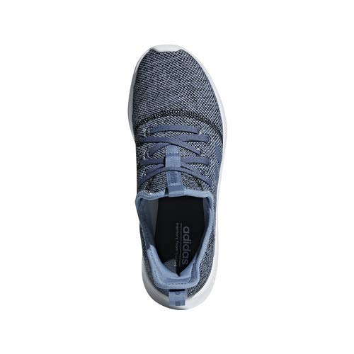 adidas Performance Women's Cloudfoam Pure Running Shoe, Raw Grey/Tech Ink/Black, 5 M US by adidas (Image #6)