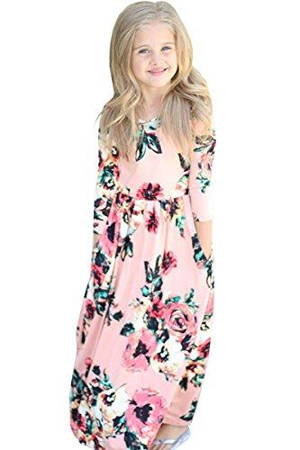 3 4 Length Dresses - 6