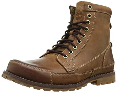 "Timberland Men's Earthkeepers 6"" Lace-Up Boot (8 D(M) US / 41 EUR, Burnished Brown)"