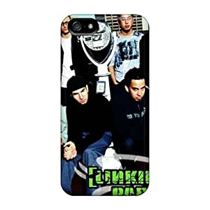 Protective Hard Cell-phone Case For Iphone 5/5s (ffX20172KYTx) Provide Private Custom Attractive Linkin Park Series