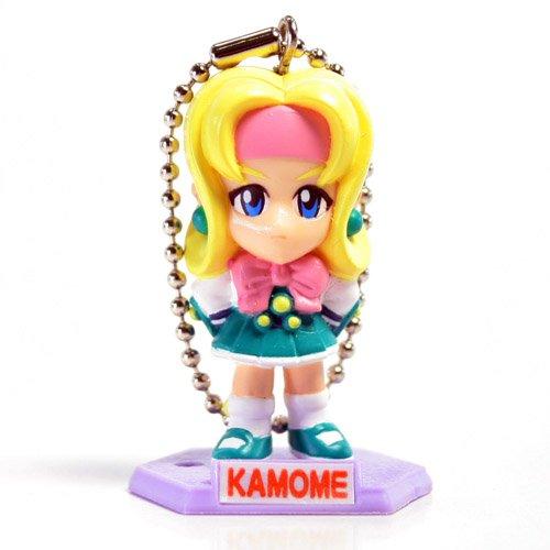 Cyber Team in Akihabara Keychains - Kamome Sengakuji (Blonde Hair)