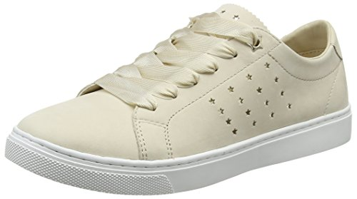 Hilfiger tapioca Essential Tommy Perforated Beige Basses Sneakers Femme Sneaker 639 7pRdqw6
