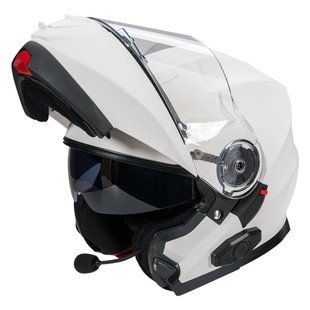 1950a886 Image Unavailable. Image not available for. Color: Bilt Techno 2.0 Sena  Bluetooth Evolution Modular Helmet ...