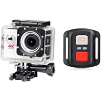 Full HD Waterproof H16R Wifi HD 1080P Ultra Sports Action Camera DVR Cam Camcorder,Sports Camera (White)