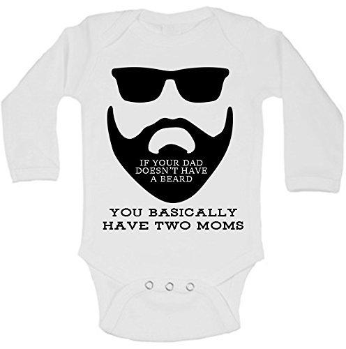 Amazon Com Beard Funny Custom Baby Clothes Handmade