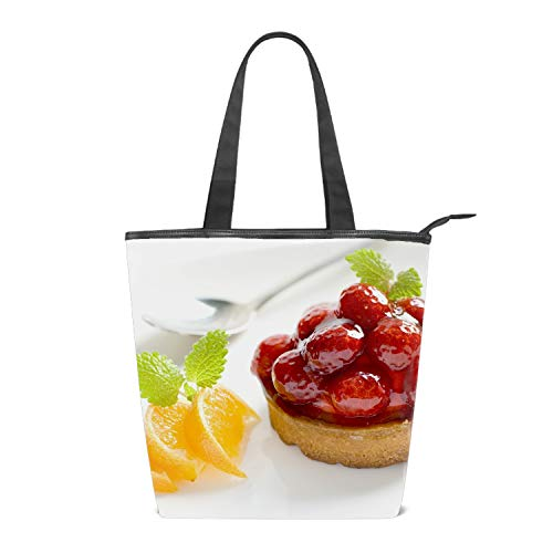 Cake Raspberry Jam Sweet Dessert Mint Orange Women