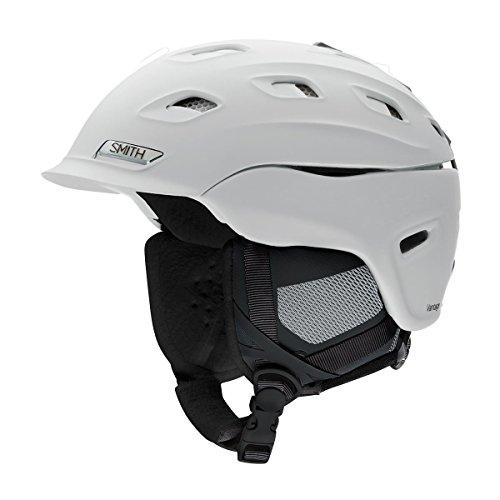 Smith Optics Vantage Womens Mips Ski Snowmobile Helmet - Matte White / Medium