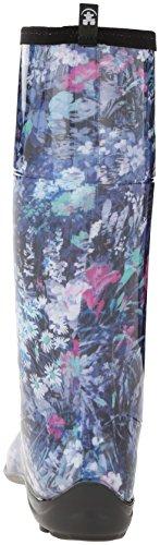 Kamik Eden Damen US 6 Blau Regenstiefel