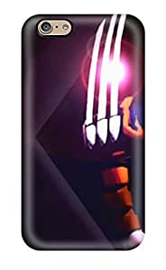 Hot ZYTRPEW6933BVdEw Case Cover Protector For Iphone 6- Wolverine