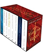 Throne of Glass Paperback Box Set: New Edition: 1-8