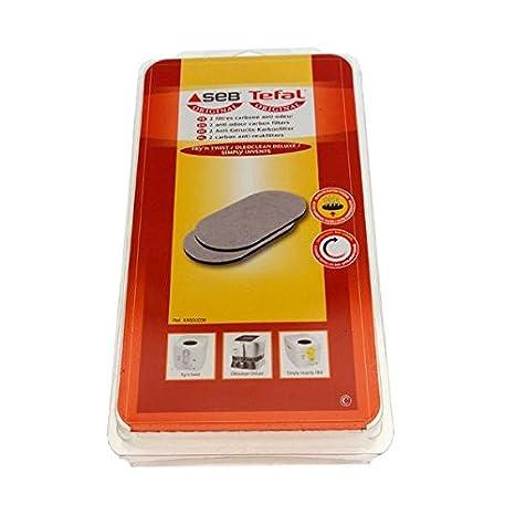 Paquete de 2 filtros antiolores y antigrasa fr701001 ...