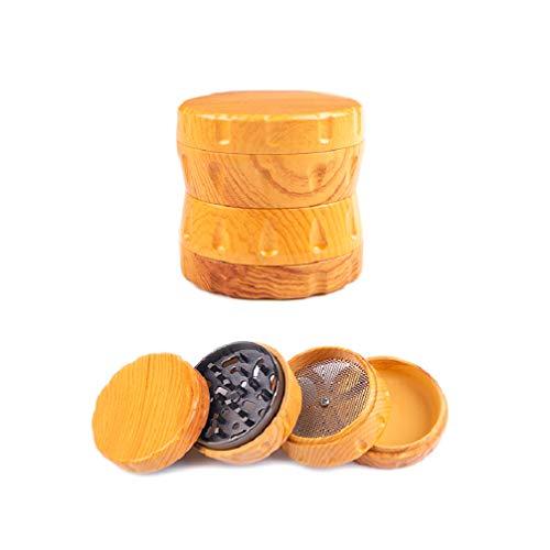 4 piece wood grinder - 3