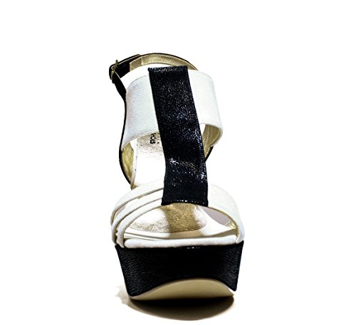 Beige Joel 2016 Pompes Sandales Nouvelle Cuir Hauts Jewel Collection Talons Printemps Chaussures Femmes Ete HwqxP1rHO
