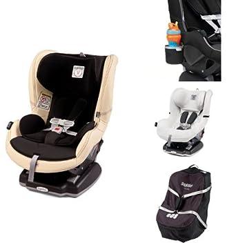 Peg Perego Convertible Premium Infant To Toddler Car Seat Paloma Bundle