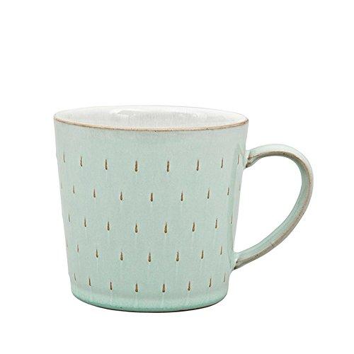 Denby Peveril Accent Cascade Mug, Mint