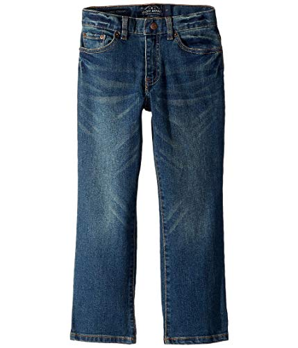 Lucky Brand Boys' Big 5-Pocket Classic Straight Jean, Yorba Linda, 12