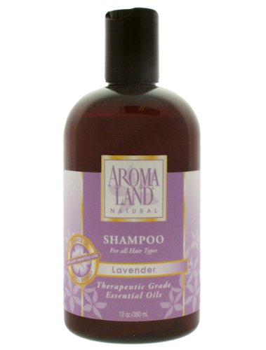 Aromaland Natural Shampoo (Aromaland Lavender Shampoo 12 oz)