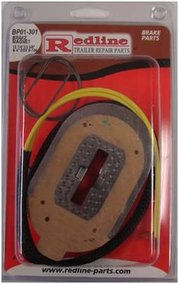 Blue Wire PTP PRO TRUCKING PRODUCTS Magnet Kit for 12-1//4 x 5 Electric Brakes After 6//1992 K71-378-00